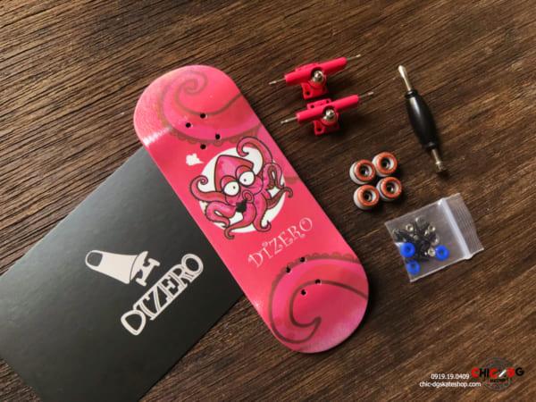 DTZero Pink Octopus