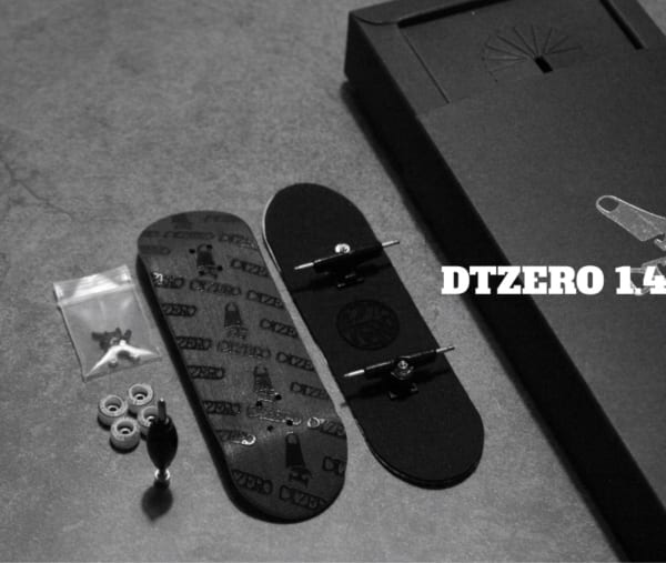 DTZero Black Warrior