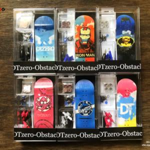 DTZero fullbox fingerboard gỗ chính hãng