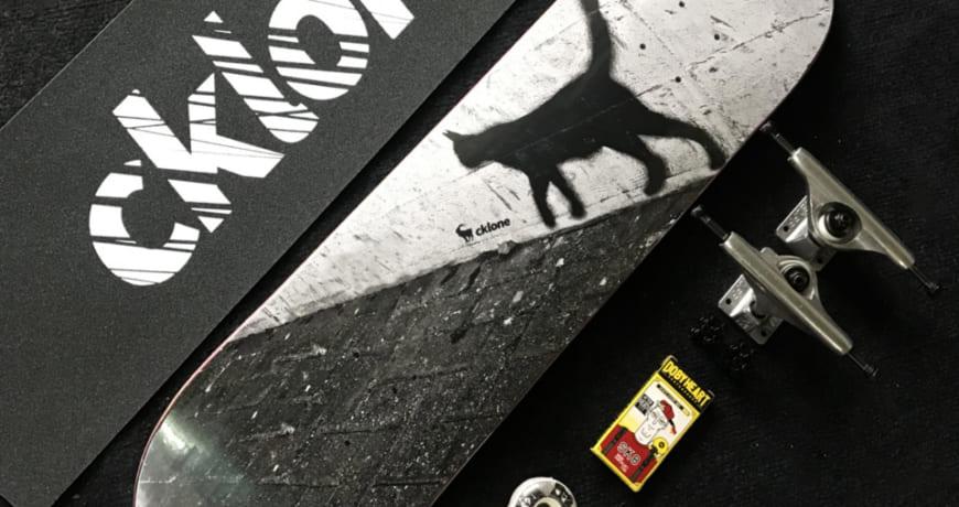 Ván trượt skateboard chính hãng CKlone