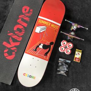 skateboard đồng nai - ván trượt Cklone trục Sparkle professional skateboard