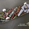 Skateboard HCM - Professional skateboard