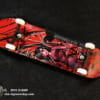 """Cklone complete skateboard with professional Sparkle truck 5.25""""a"""