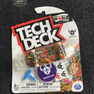 Tech deck chính hãng full box size 32mm