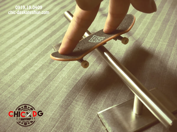 Phụ kiện ván trượt tay - rail chuyên nghiệp