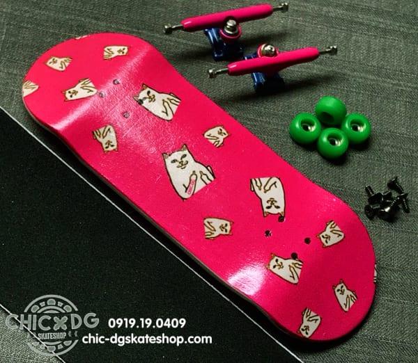 Ván trượt ngón tay gỗ chuyên nghiệp Chic-DG Skateshop
