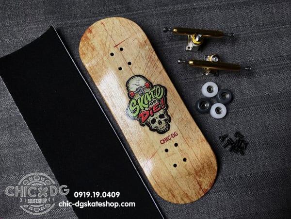 Fingerboard gỗ Chic-DG chuyên nghiệp