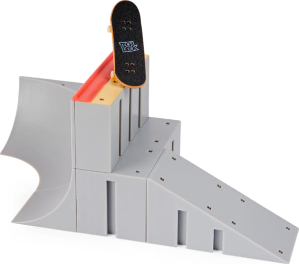 Bowl builder Tech Deck X-Connect Creator Ramp Skate park