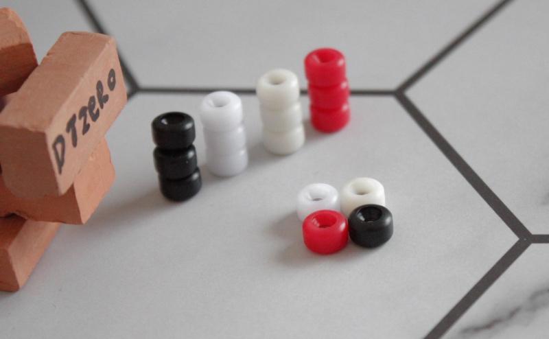 Bánh Black Mamba dành cho set ván Black Mamba 3.0 của DTZero công nghệ double holes