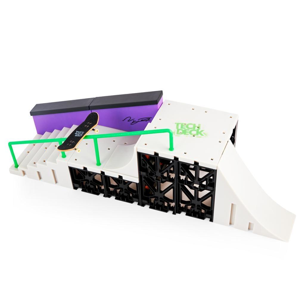 Nyjah Skatepark X-Connect Park Creator ramp set - hàng có sẵn
