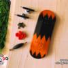 Fingerboard chuyên nghiệp DTZERO Black Mamba full box Professional