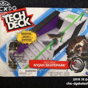 Skate Park Tech Deck Nyjah X-Connect Park Creator